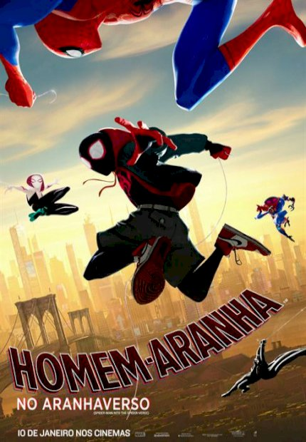 Homem-Aranha no Aranhaverso (Spider-Man: Into the Spider-Verse)
