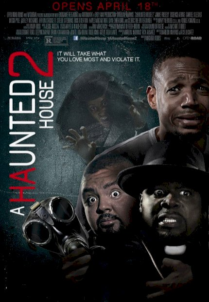 Inatividade Paranormal 2 (A Haunted House 2)
