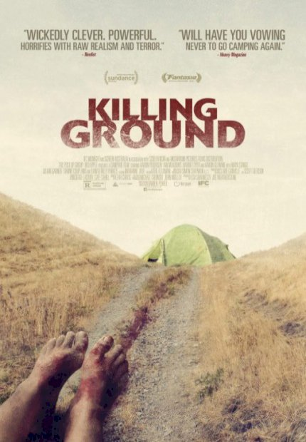 Killing Ground (Killing Ground)