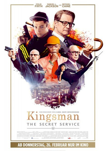 Kingsman - Serviço Secreto (Kingsman: The Secret Service)