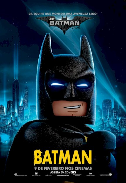LEGO Batman: O Filme (The Lego Batman Movie)