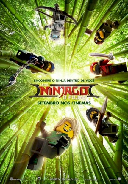 LEGO Ninjago - O Filme (The LEGO Ninjago Movie)