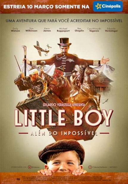 Little Boy - Além do Impossível (Little Boy)