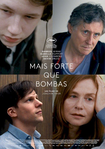 Mais Forte que Bombas (Louder Than Bombs)