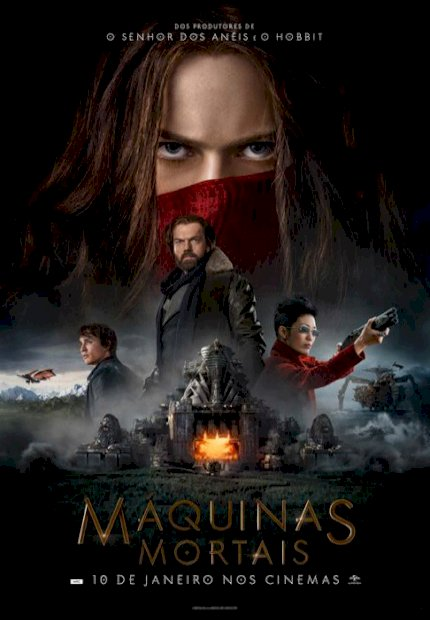 Máquinas Mortais (Mortal Engines)