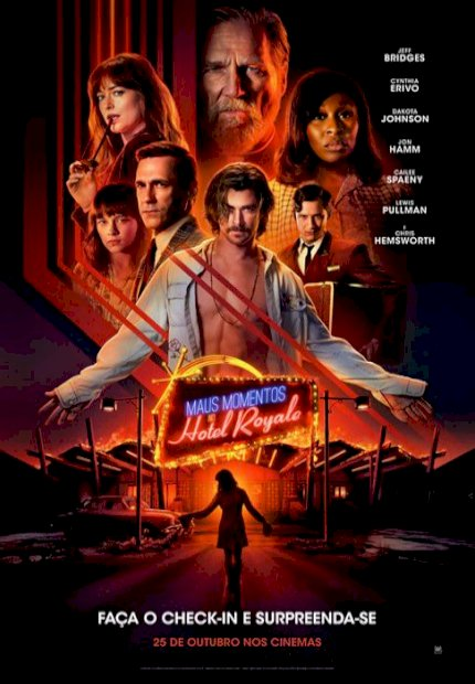 Maus Momentos no Hotel Royale (Bad Times at the El Royale)