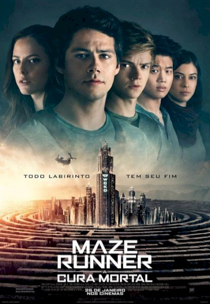Maze Runner - A Cura Mortal (Maze Runner 3: The Death Cure)