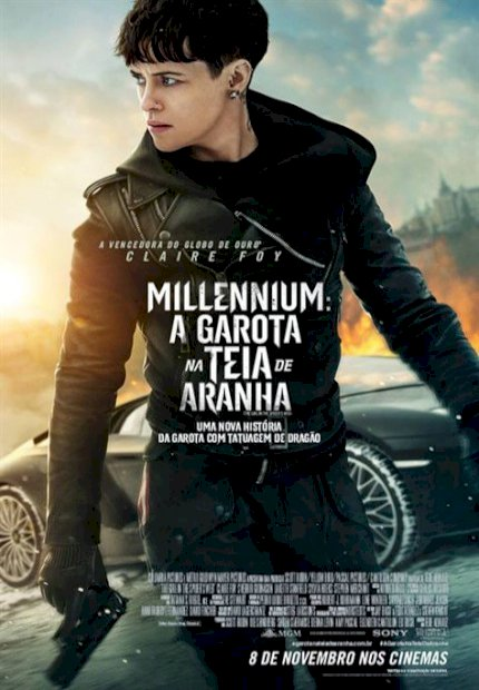 Millennium: A Garota na Teia da Aranha (The Girl in the Spider's Web: A New Dragon Tattoo Story)