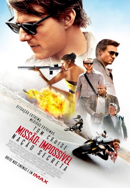 Missão Impossível - Nação Secreta (Mission: Impossible - Rogue Nation)