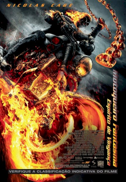 Motoqueiro Fantasma: O Espírito da Vingança (Ghost Rider: The Spirit of Vengeance)