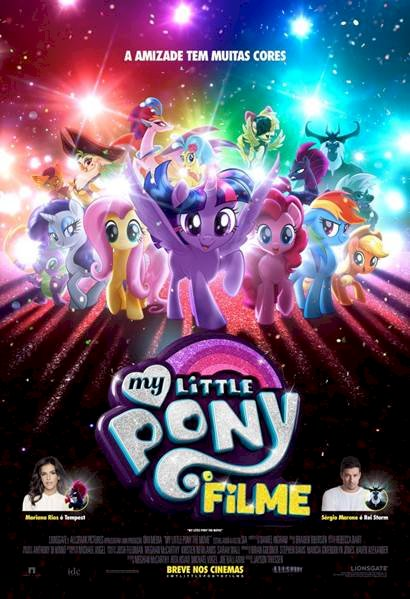 My Little Pony: O Filme (My Little Pony: The Movie)