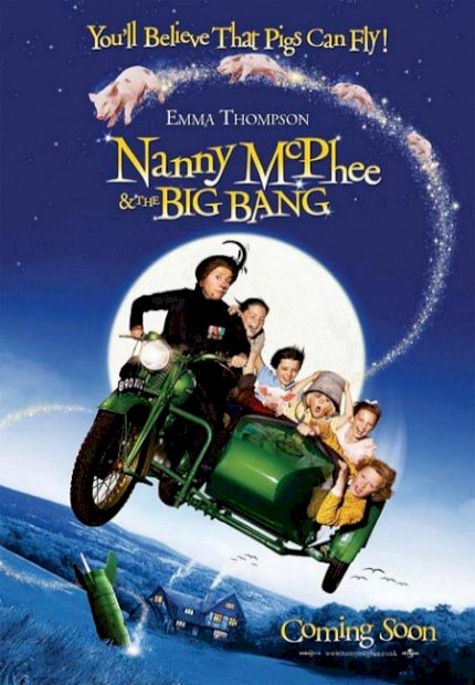 Nanny McPhee e as Lições Mágicas (Nanny McPhee and the Big Bang)