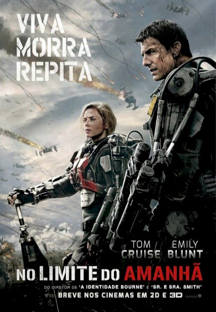 No Limite do Amanhã (Edge Of Tomorrow)