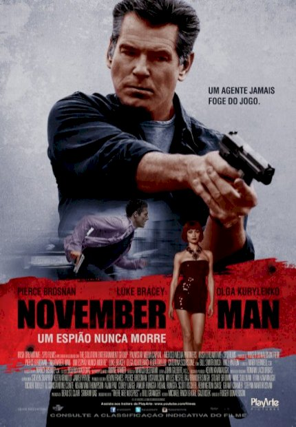 November Man - Um Espião Nunca Morre (The November Man)