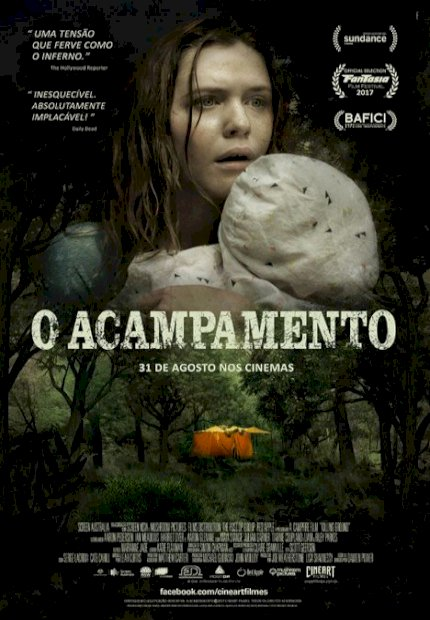 O Acampamento (Killing Ground)