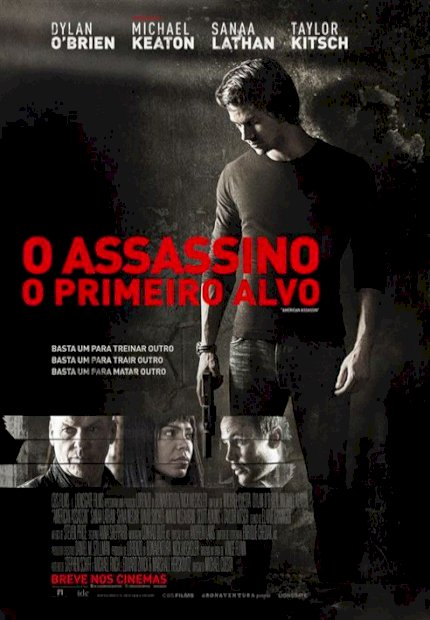 O Assassino: O Primeiro Alvo (American Assassin)
