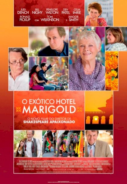O Exótico Hotel Marigold (Best Exotic Marigold Hotel)