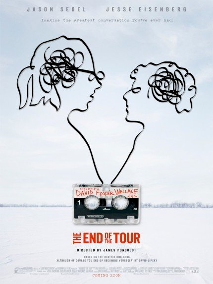 O Final da Turnê (The End of the Tour)