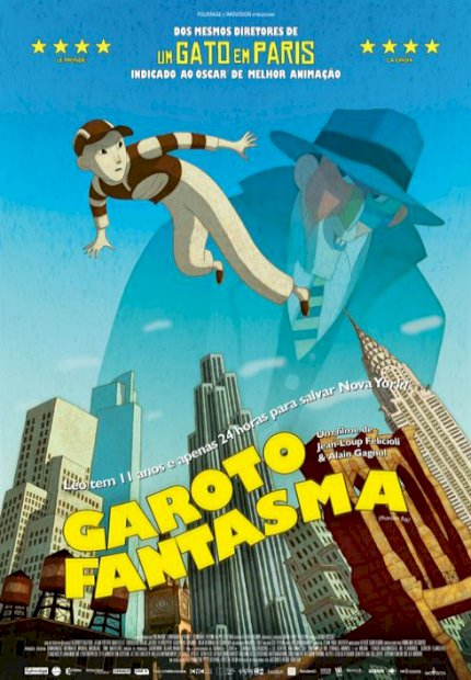 O Garoto Fantasma (Phantom Boy)