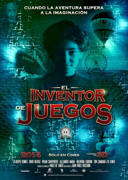 O Inventor de Jogos (The Games Maker)
