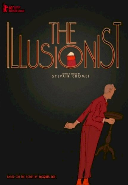 O Mágico (The Illusionist/L´illusionniste)