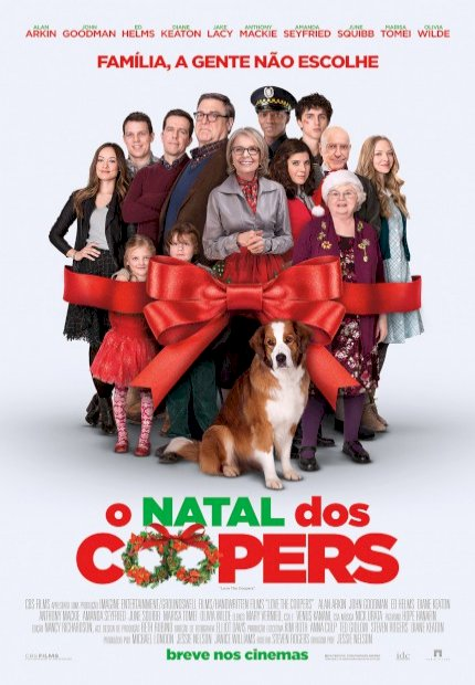 O Natal dos Coopers (Love The Coopers)