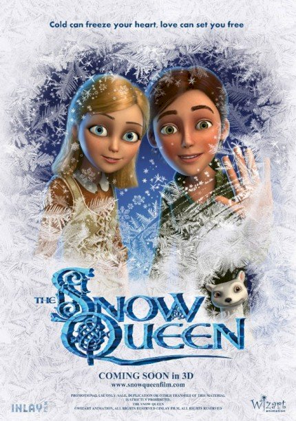 O Reino Gelado (The Snow Queen)