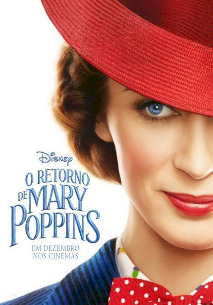 O Retorno de Mary Poppins (Mary Poppins Returns)