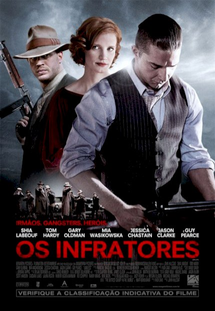 Os Infratores (Lawless)