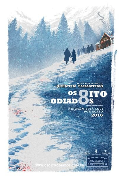 Os Oito Odiados (The Hateful Eight)