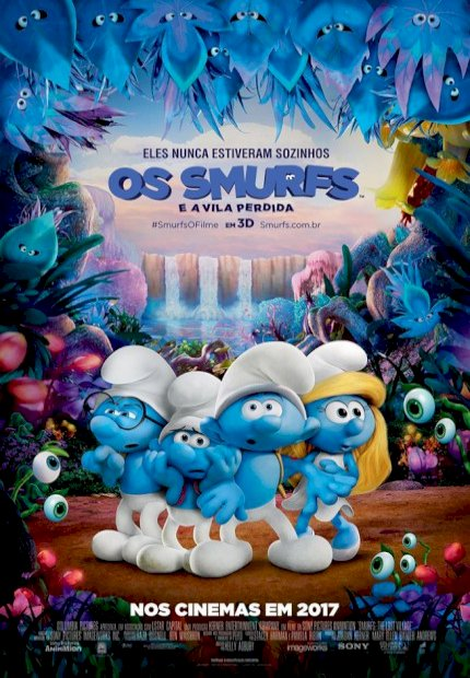 Os Smurfs e a Vila Perdida (Smurfs: The Lost Village)