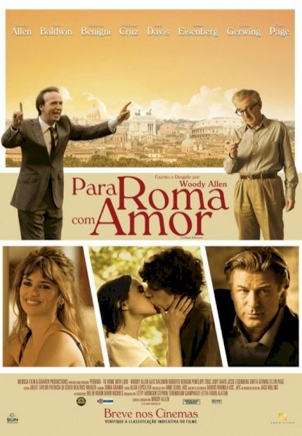 Para Roma, com Amor (To Rome with Love)