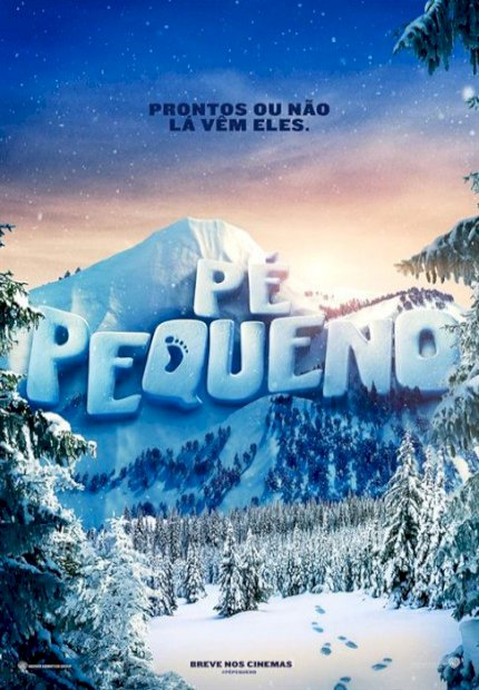 PéPequeno (Smallfoot)
