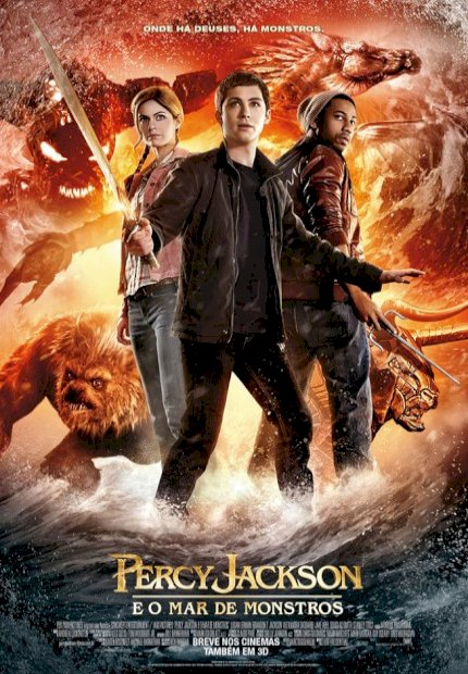 Percy Jackson e o Mar de Monstros (Percy Jackson: The Sea of Monsters)