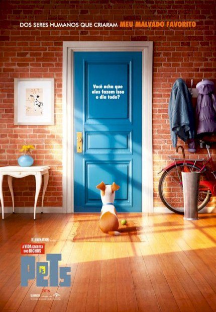 Pets - A Vida Secreta dos Bichos (The Secret Life of Pets)