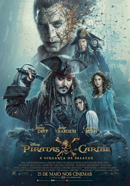 Piratas do Caribe - A Vingança de Salazar (Pirates of the Caribbean: Dead Men Tell No Tales)
