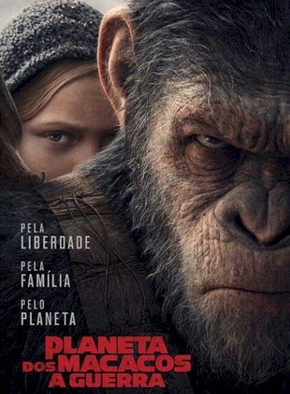 Planeta dos Macacos: A Guerra ( War For The Planet Of The Apes)