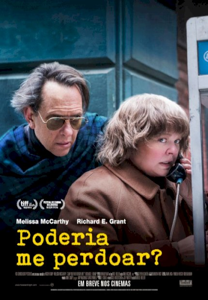 Poderia Me Perdoar? (Can You Ever Forgive Me?)