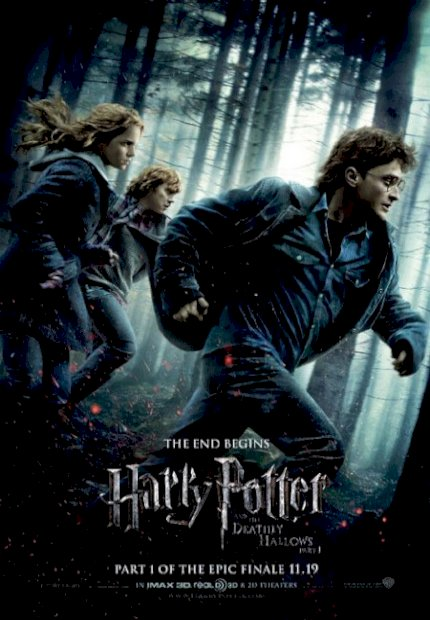 Harry Potter e as Relíquias da Morte: Parte 1 (Harry Potter and the Deathly Hallows: Part I)
