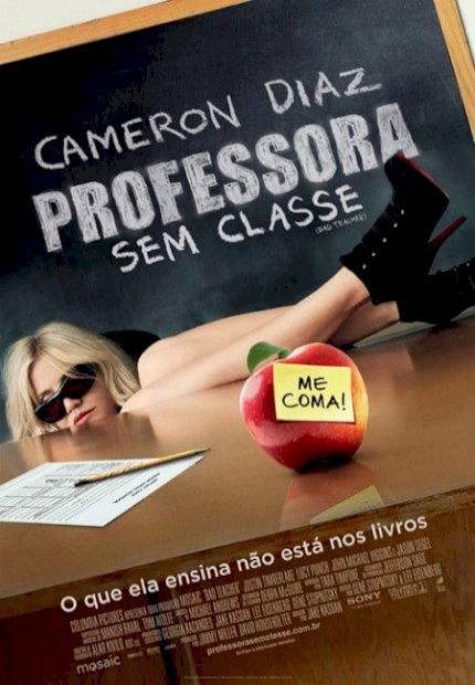 Professora Sem Classe (Bad Teacher)