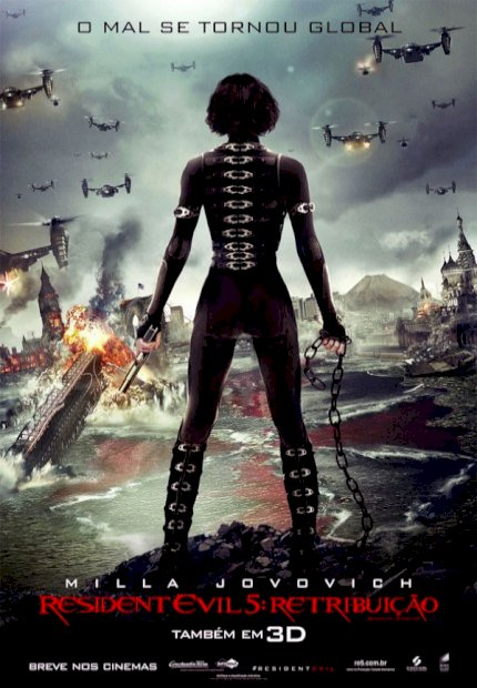 Resident Evil 5: Retribuição (Resident Evil: Retribution)
