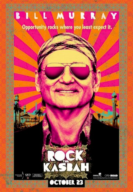Rock em Cabul (Rock The Kasbah)