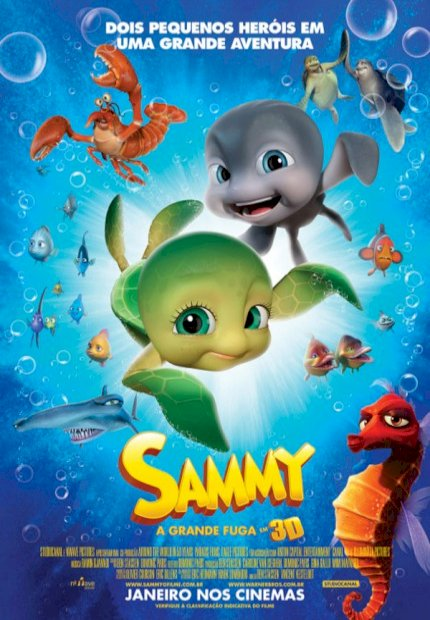 Sammy: A Grande Fuga (Sammy 2: The Great Escape 3D)