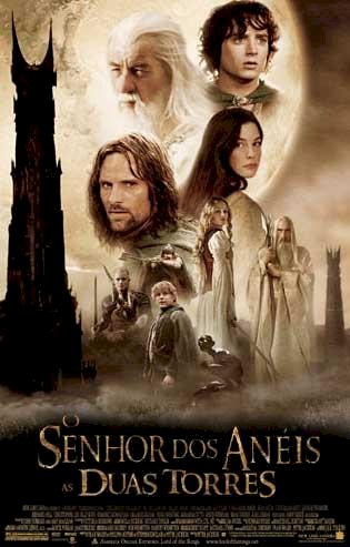 Senhor dos Anéis - As Duas Torres (Lord Of The Rings - Two Towers)