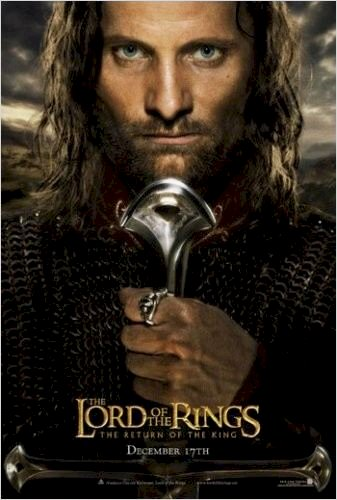 Senhor dos Anéis - O Retorno do Rei (Lord Of The Rings - Return of the King)