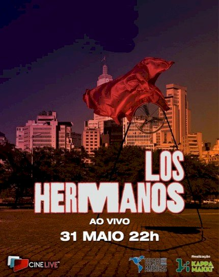 Show: Los Hermanos (Ao Vivo de São Paulo)