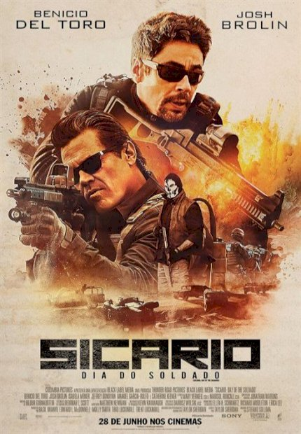 Sicario: Dia do Soldado (Sicario: Day of the Soldado)