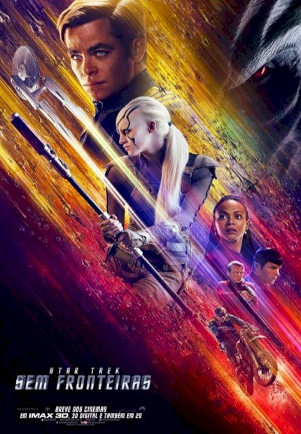 Star Trek: Sem Fronteiras (Star Trek Beyond)