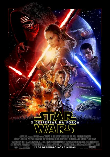 Star Wars - O Despertar da Força (Star Wars: Episode VII - The Force Awakens)