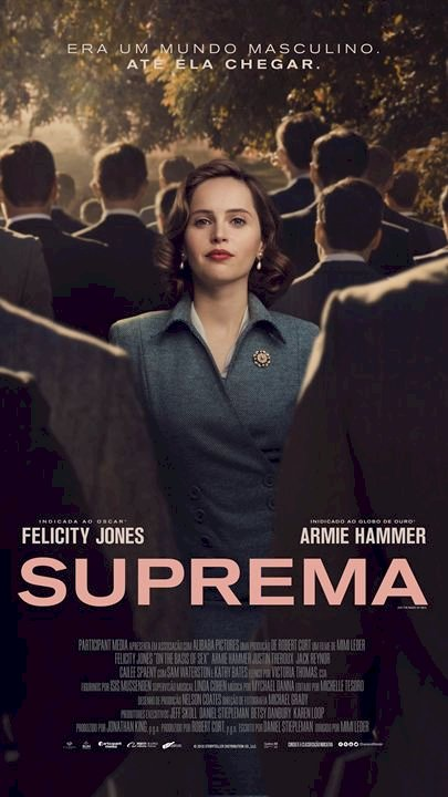 Suprema (On The Basis of Sex)